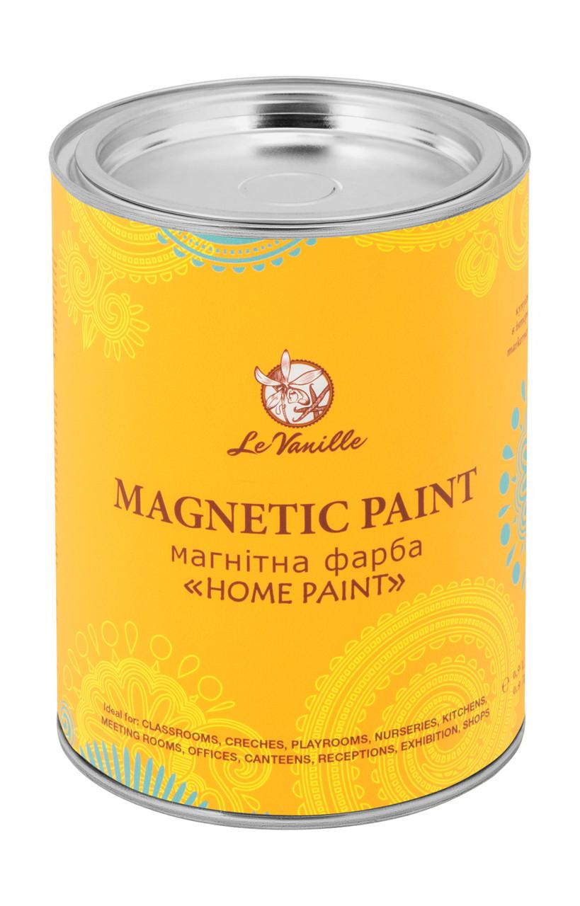 Магнитная краска Le Vanille   0,9л.