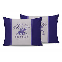 Наволочки Beverly Hills Polo Club - BHPC 029 Lilac 50*70 (2 шт)