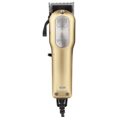 Профессиональная машинка для стрижки TICO PROFESSIONAL Barber UPPER CUT 3  Gold