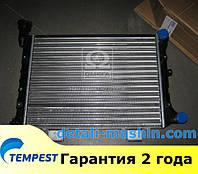 Радиатор охлаждения ВАЗ 2104 2105 21073  алюминиевый инжектор  (TEMPEST)