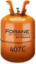Фреон (Хладон) Forane® R407c (баллон 11,3кг)