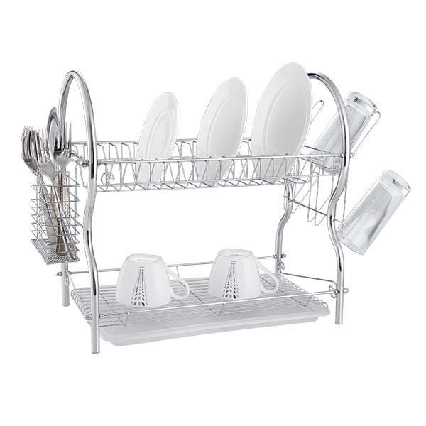 Сушка для посуды 55х24,5х37см мм Maestro (MR-1026-55)