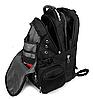 Мужской качественный рюкзак swissgear современный (158810), фото 6