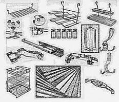 Комплектующие и материалы