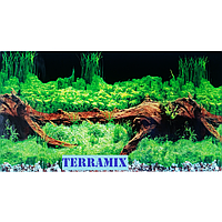 Фон №9008 для аквариума с высотой 30 см
