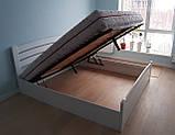 Дерев'яне ліжко Грін плюс, фото 2
