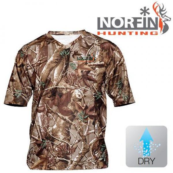 Футболка Norfin Hunting Alder Passion Green 726001-S 100% ПОЛИЭСТЕР, 726002-M, 726002-M