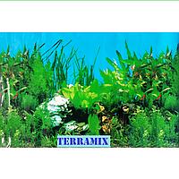 Фон №9013 для аквариума с высотой 30 см