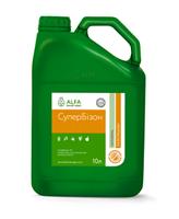 Системно-контактний інсектицид Супербизон 10л (Бі-58), для захисту пшениці, сої, яблуні від шкідників