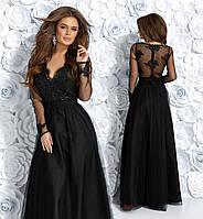 4f8d39a4810 Вечернее платье черного цвета в Украине. Сравнить цены