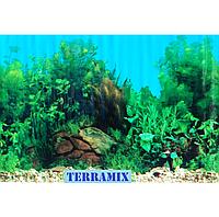 Фон №9031 для аквариума с высотой 30 см