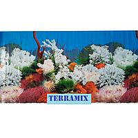 Фон №9029 для аквариума с высотой 30 см