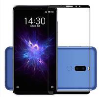 Защитное стекло для Meizu Note 8 / M822H / M822Q 6.0'' Full cover черный 0,26мм в упаковке