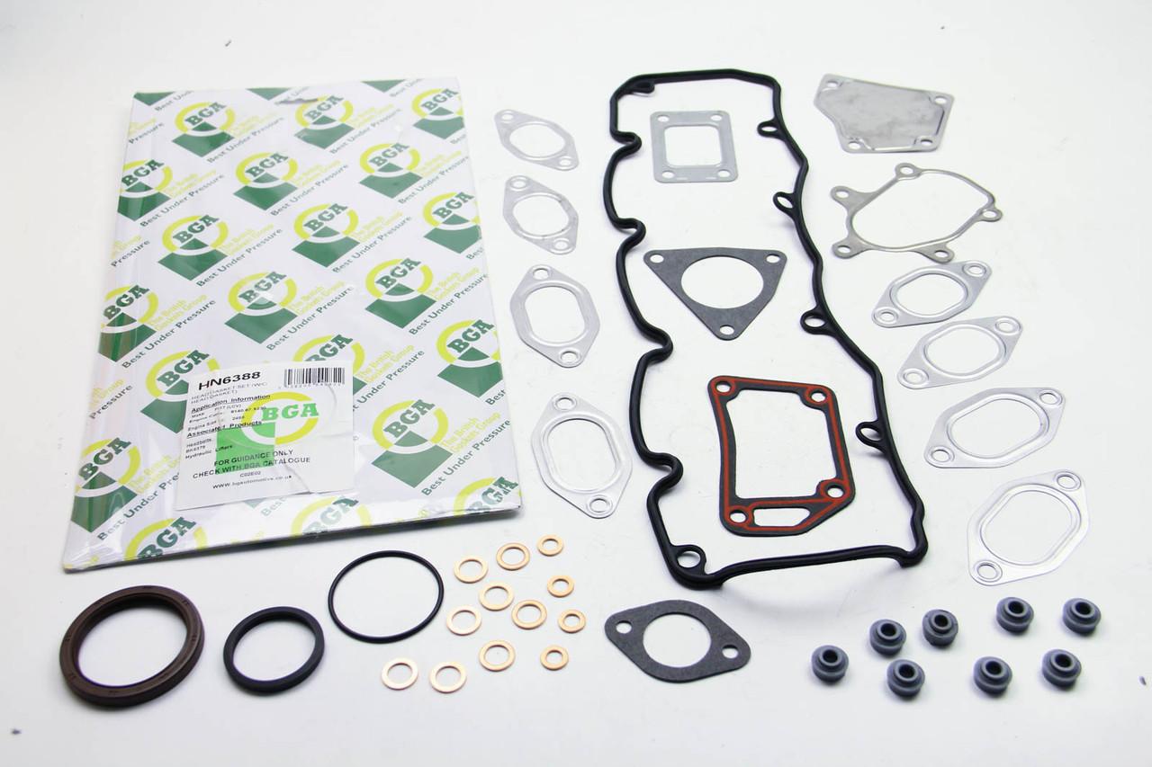 Комплект прокладок Fiat Ducato 2.5 D/TDI 1994-2002 (верхний/без прокладки ГБЦ)