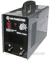 Сварочный инверторный аппарат WMaster ММА-250