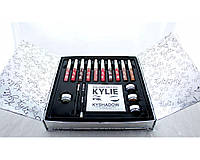Набор матовых жидких помад Kylie KY-1, помада для губ, декоративная косметика