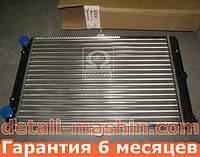 Радиатор водяного охлаждения ВАЗ 2108 2109 21099 2113 2114 2115 карбюратор (Van Wezel)