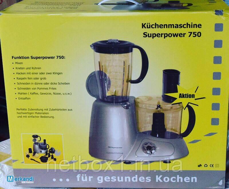 Кухонный комбайн Superpower 750