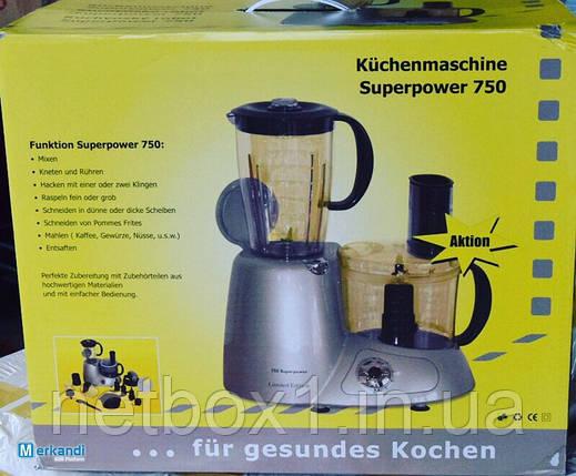 Кухонный комбайн Superpower 750, фото 2