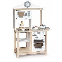 Деревянная кухня с аксессуарами Viga Toys 51626.