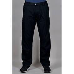 Хлопковые мужские брюки на зиму