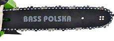 Бензиновая цепная пила 1,9 км Bass Polska 8304, фото 3