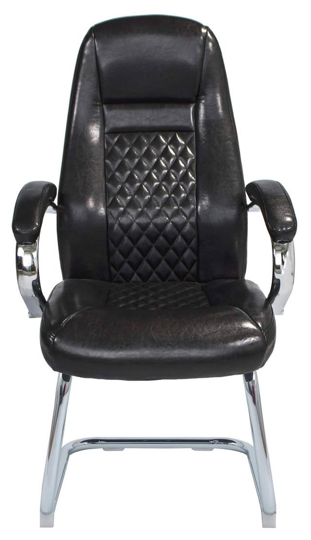 Кресло Флоренция CF черное (фото 2)