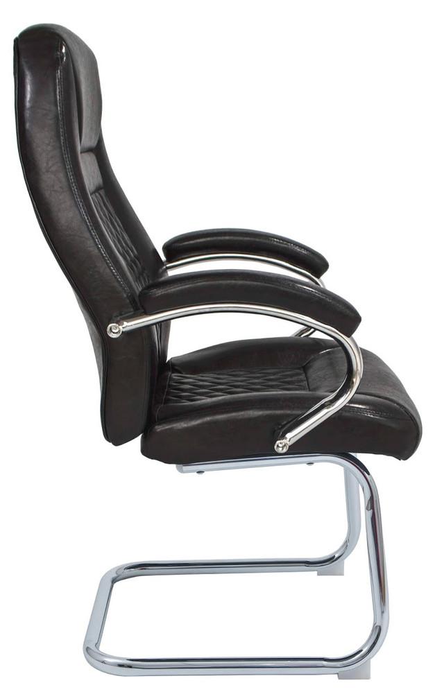 Кресло Флоренция CF черное (фото 3)