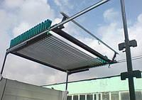 Комплектующие для сдвижных крыш полуприцепов