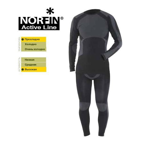 Термобелье Norfin ACTIVE LINE 2 304700