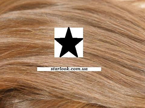 Набор натуральных волос на клипсах 40 см оттенок №14 120 грамм