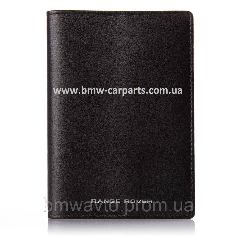 Шкіряна обкладинка для паспорта Range Rover Leather Passport Holder