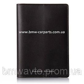 Кожаная обложка для паспорта Range Rover Leather Passport Holder