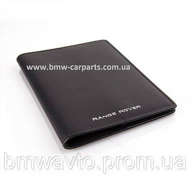 Шкіряна обкладинка для паспорта Range Rover Leather Passport Holder, фото 2