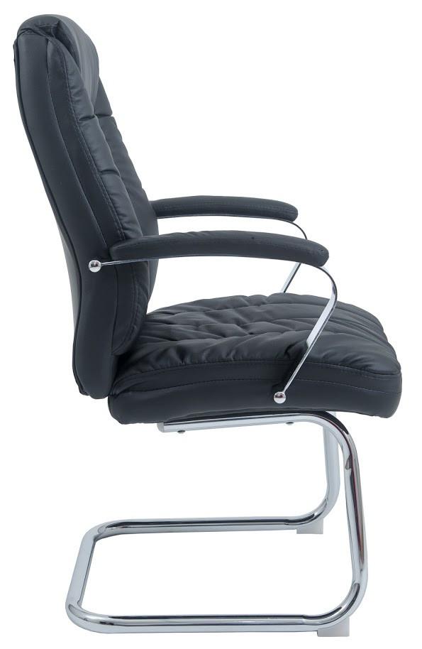 Кресло Корсика CF черное (фото 3)