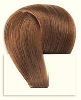 Набор натуральных волос на клипсах 38 см. Оттенок №7. Масса: 100 грамм.