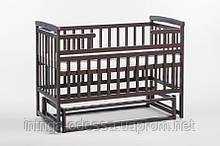 Ліжечко Трансформер Човник дитяче без шухляди
