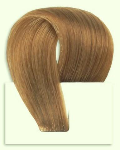 Набор натуральных волос на клипсах 38 см оттенок №10 120 грамм, фото 1