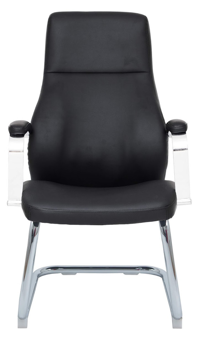 Кресло Авалон CF черное (фото 2)