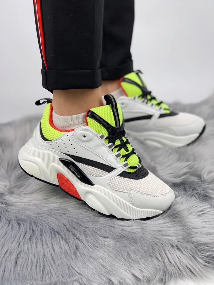 29e860979 Женские Кроссовки Dior Homme Sneakers WGB (Реплика Люкс), цена 1 860  грн./пара, купить в Харькове — Prom.ua (ID#866902600)
