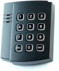 RFID считыватель Matrix IV EH, карта+клавиатура