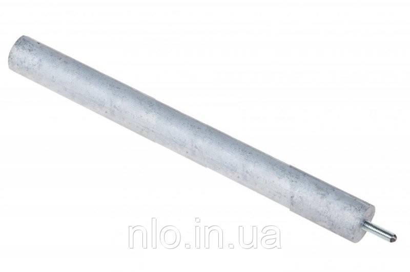 Магниевый Анод M6, Диаметр 20 мм, Ширина 210 мм