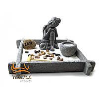 Песочный сад камней Будда 24,5 см