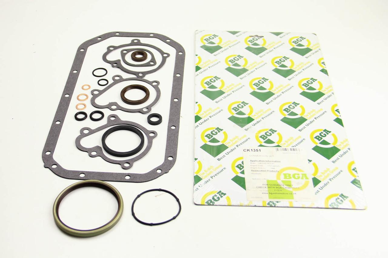 Комплект прокладок Opel Corsa B 1.5/1.7 D/TD 1987-2002 (нижний)