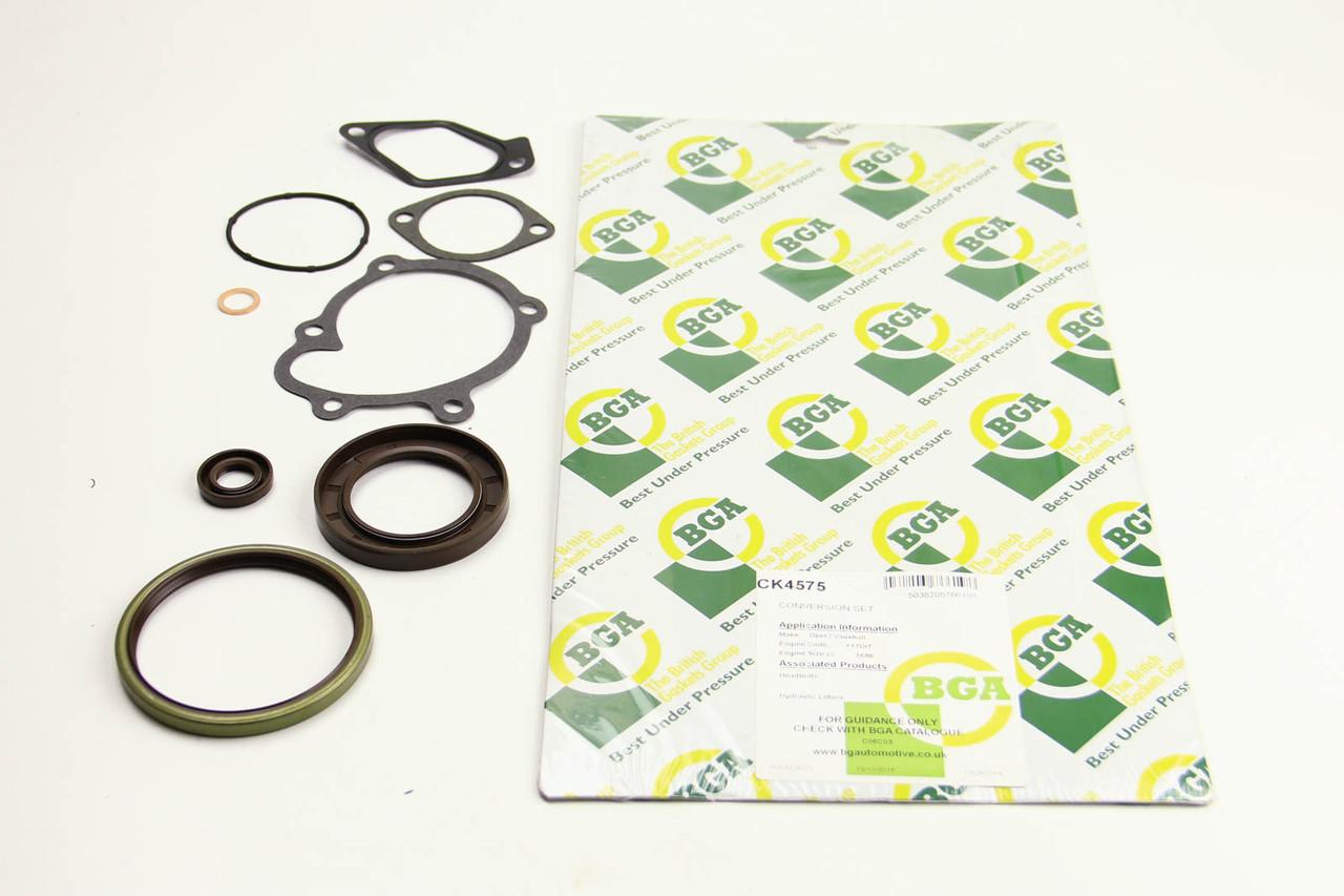 Комплект прокладок Opel Combo 1.7 DTI/CDTI 2001- (нижний)