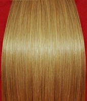 Набор натуральных волос на клипсах 52 см. Оттенок №27. Масса: 130 грамм.