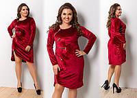 Женское стильное платье  ДВ2301 (бат), фото 1
