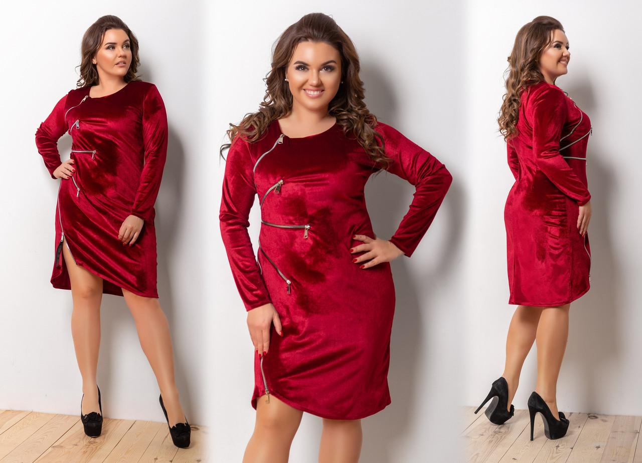 Женское стильное платье  ДВ2301 (бат)