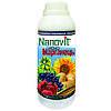 Микроудобрения Нановит Моно Марганец (1л) концентрированный раствор легко усваиваемого марганца (Mn)