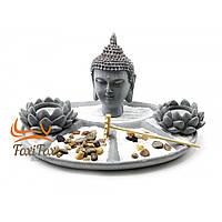 Восточный сад камней Будда 27,5 см